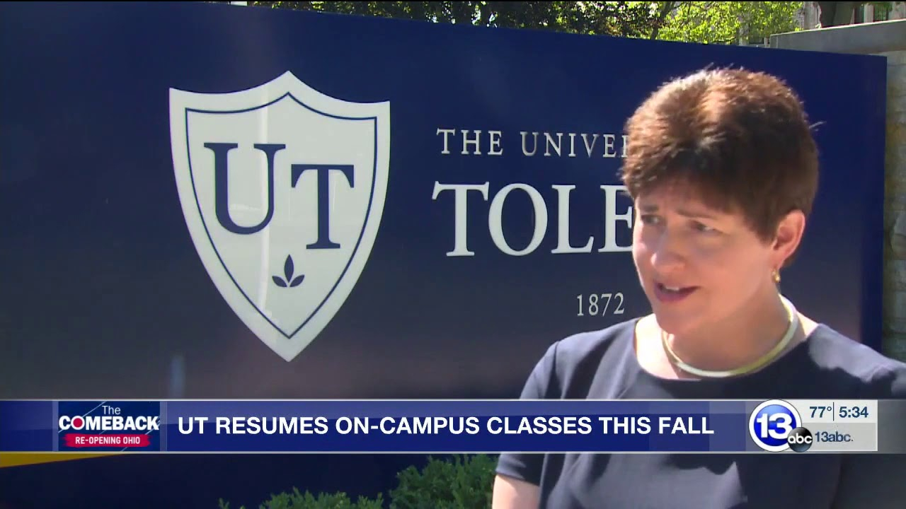 Utoledo Announces Changes To Fall Academic Calendar In University Toledo Academic Calendar