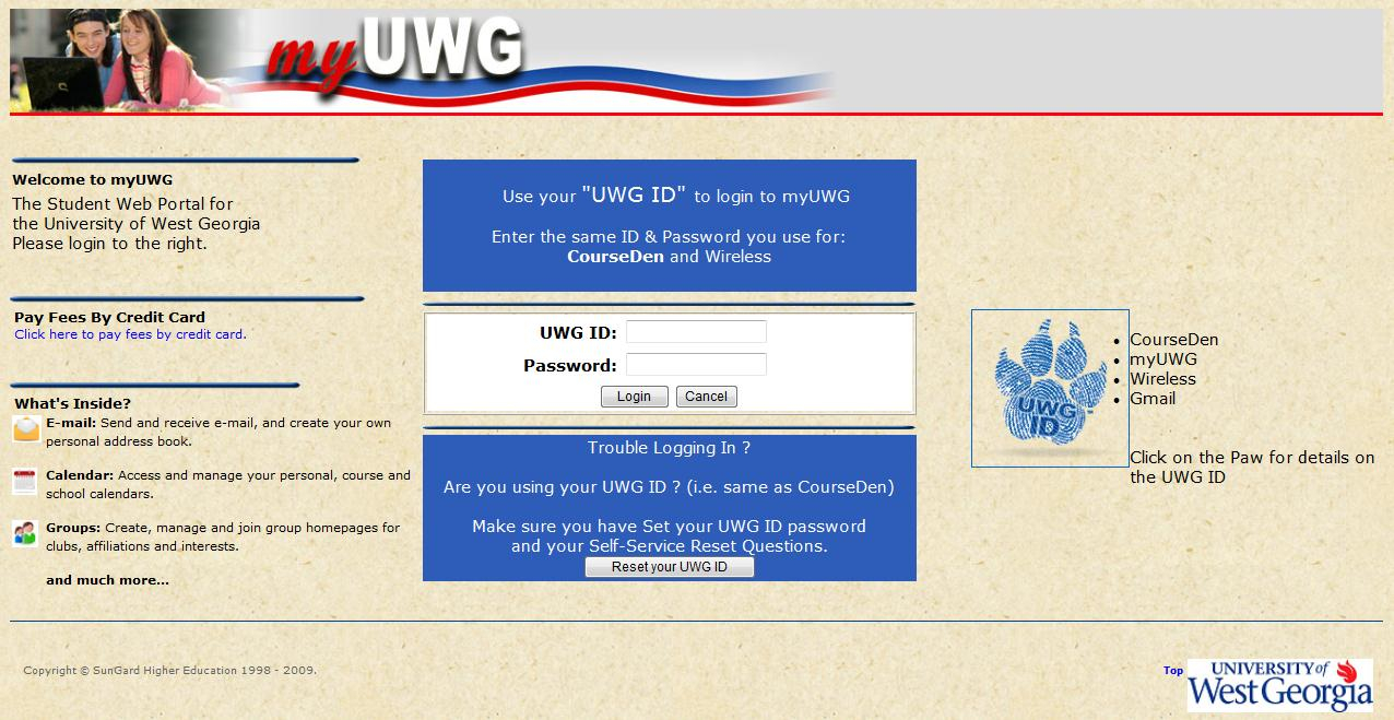 Uwg | Request A Transcript With University Of West Georgia Academic Calendar