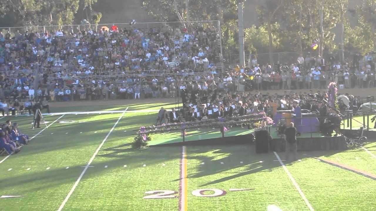 Valedictorian Speech Class 2014 – Graduation Ceremony Inside Diamond Bar High School Holiday Schedule