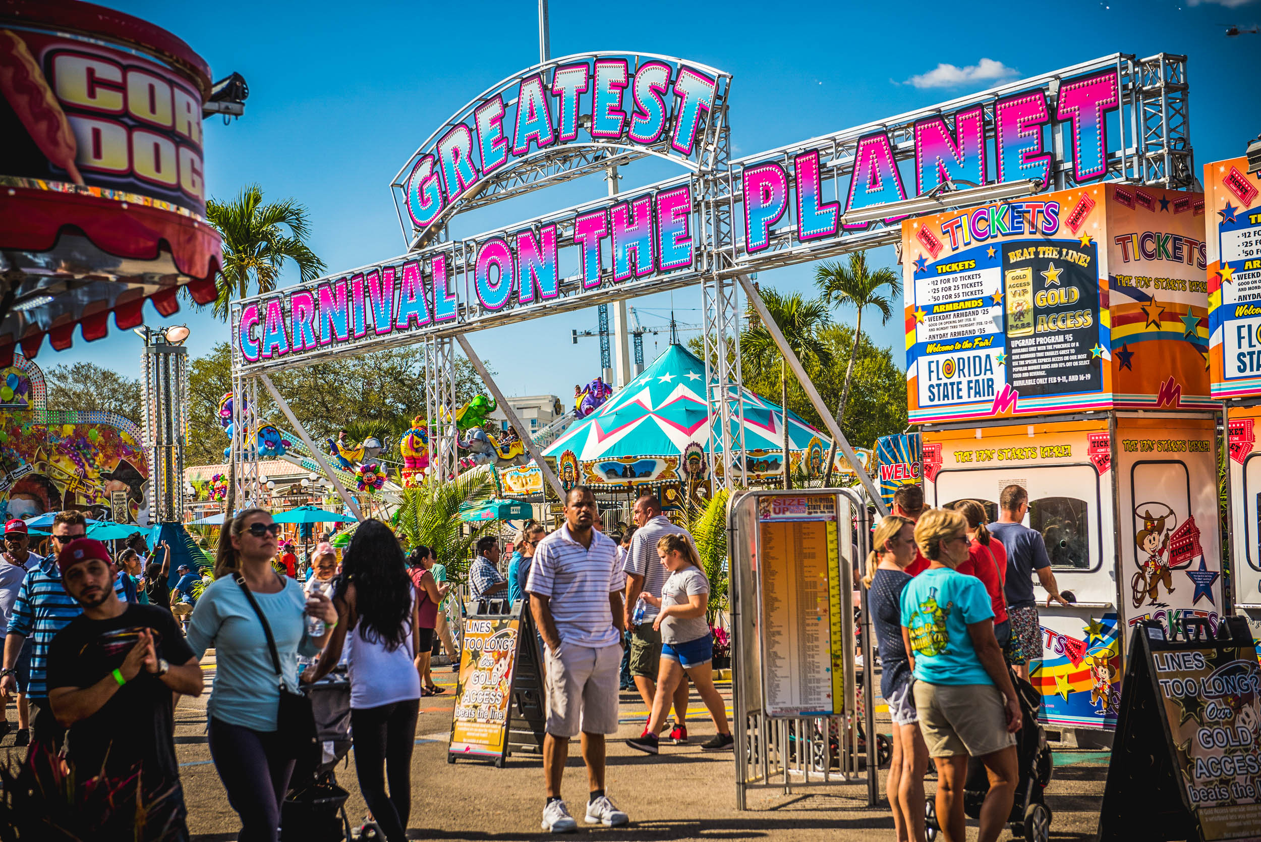 Vendors – Florida State Fair Throughout South Florida Fairgrounds Events 2021
