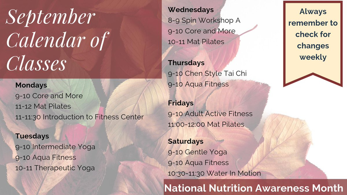"Vineyards Cc On Twitter: ""vineyards Country Club's Wellness Throughout Naples Florida Activities Calendar"