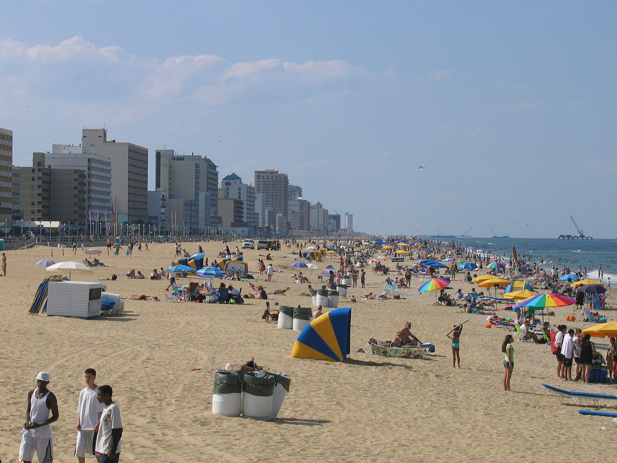 Virginia Beach, Virginia - Wikipedia In Was School Out In Virginia Beach On January 27