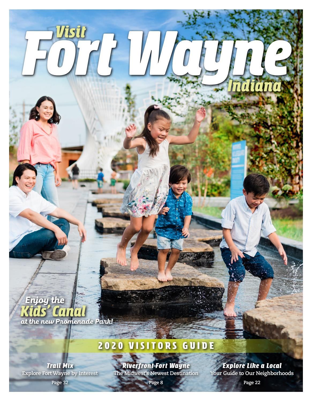 Visit Fort Wayne Visitors Guide 2020Visit Fort Wayne – Issuu Throughout Fort Wayne Events Calendar 2021