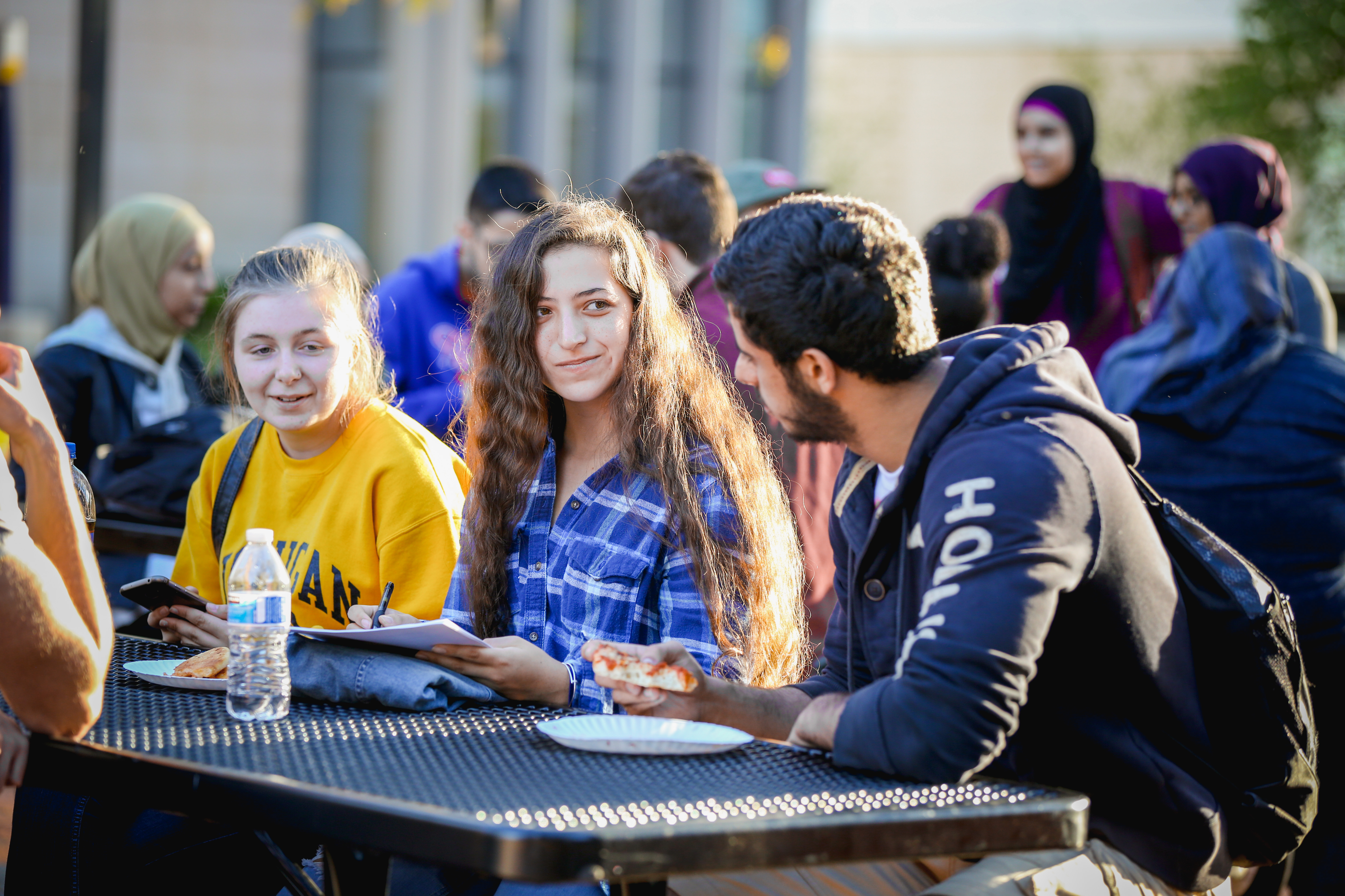 Visits & Events Regarding U Of M Dearborn Events