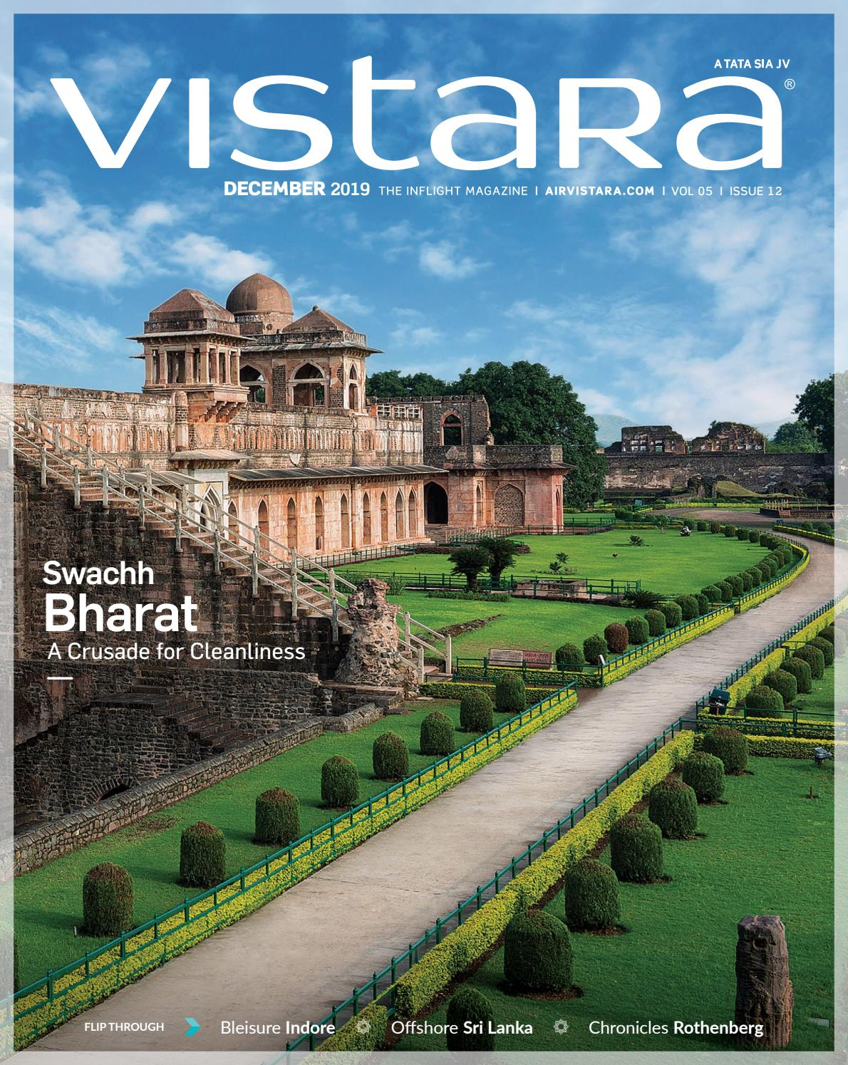 Vistara Inflight Magazine - Vistara Airline December 2019 regarding Julian Date Converter Online Workafella