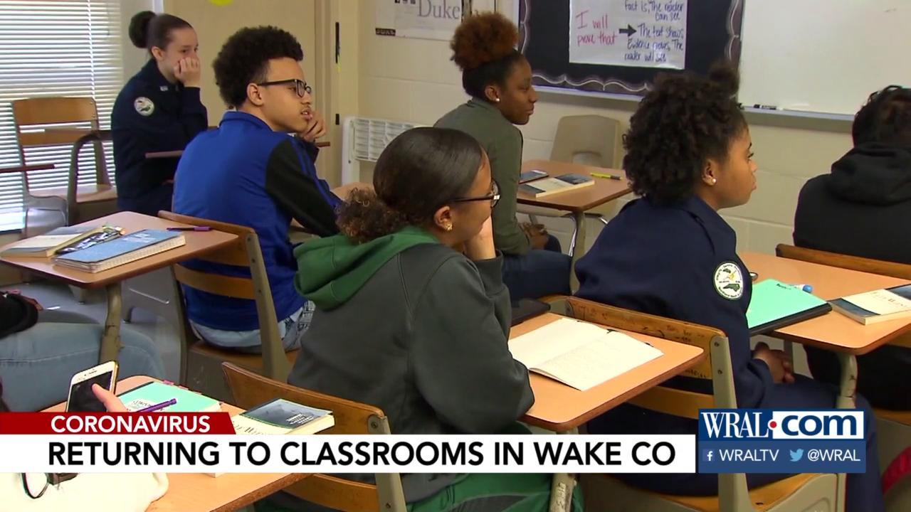 Wake County Schools Weigh Benefits, Risks Of Opening In July Regarding List Of Year Round School In Wake County