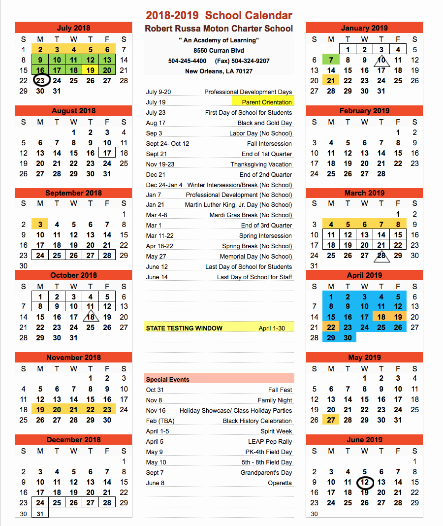 Wcpss Year Round Calendar 2019 2020 – Samyysandra Regarding Example Of Year Around School