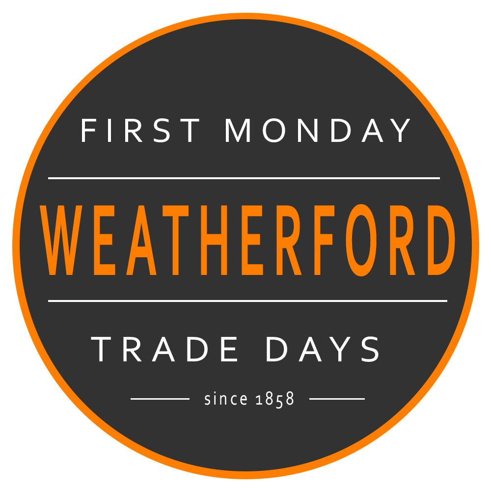 Weatherford First Monday Trade Days In First Monday Trade Days 2020 Calendar