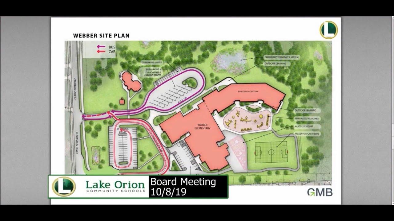 Webber Elementary – Lake Orion Community Schools Regarding Lake Orion School Calendar 2021