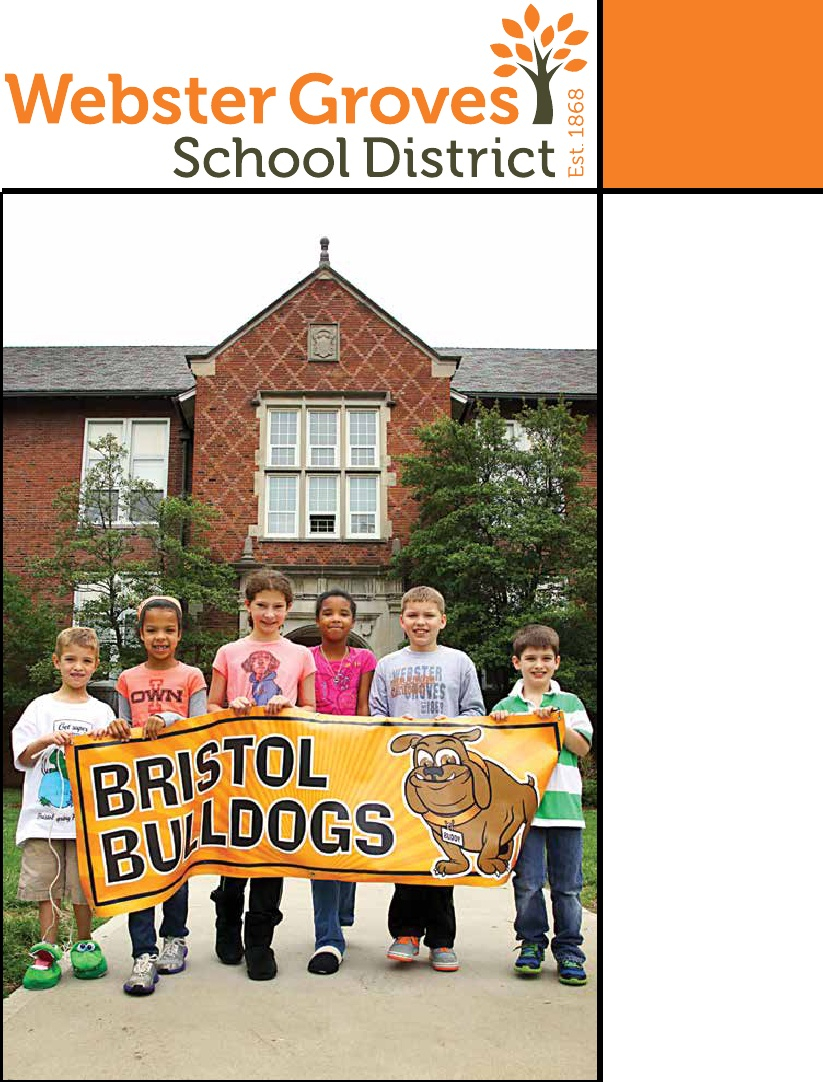 Webster Groves School District Directory 2014 Within Webster Groves School District Calendar