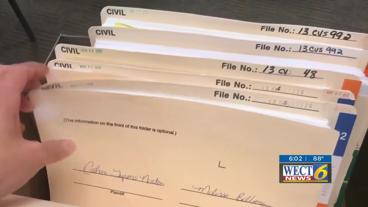 Wect Investigates: Judge's Order Blocks Man From Filing For Nc Court Calendar By Defendant