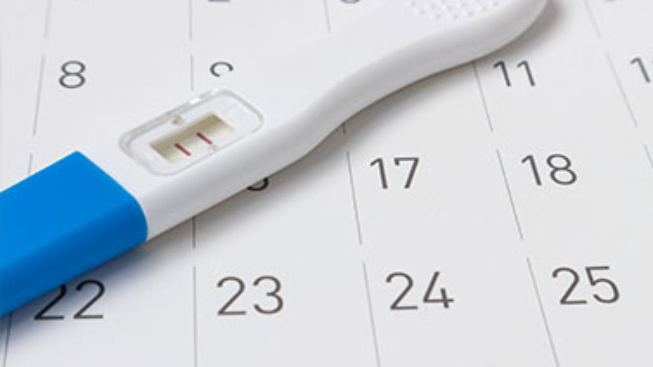 When Is The Best Time To Take A Pregnancy Test? | Cloudnine Blog With When To Take A Pregnancy Test Calendar