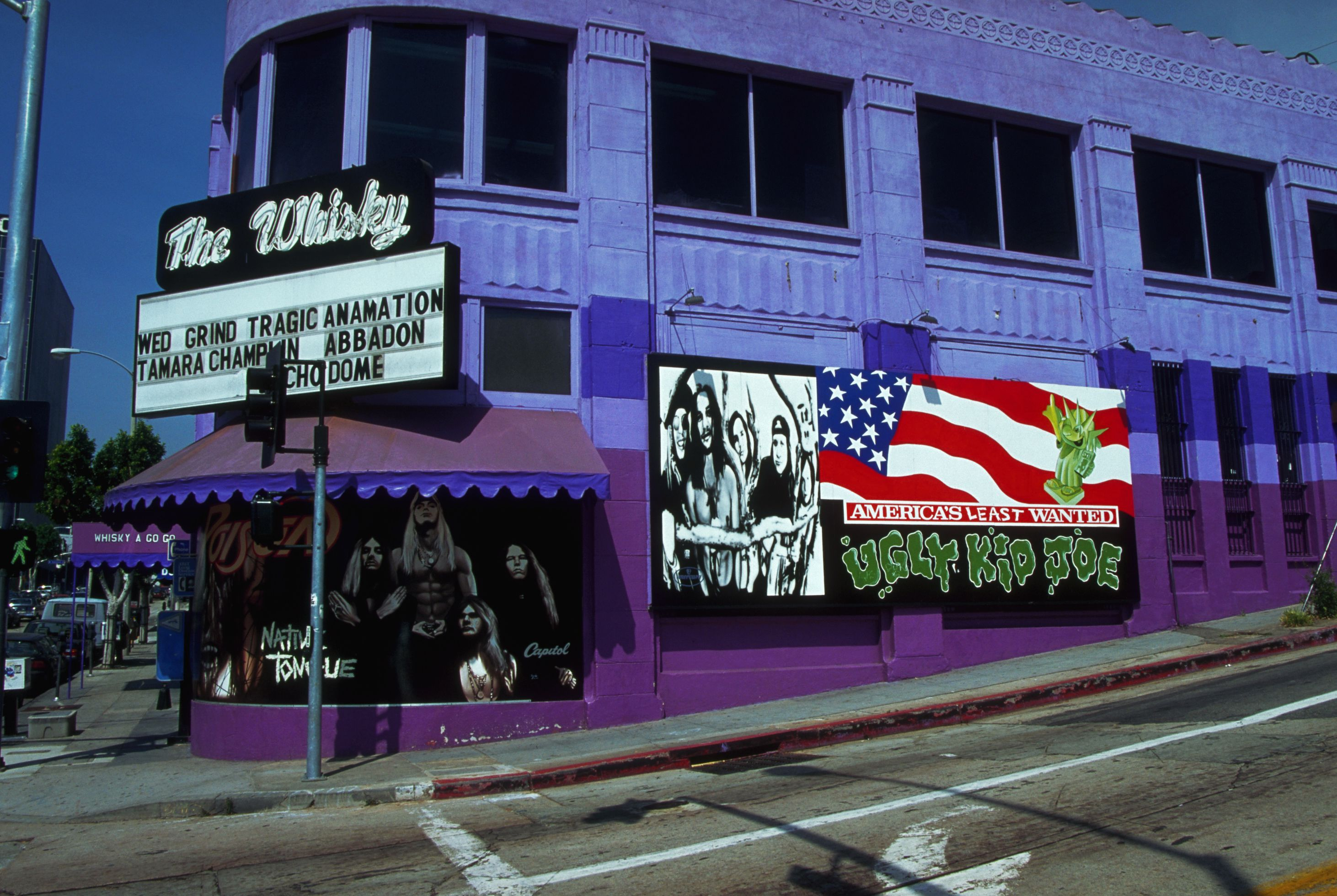 Whisky A Go Go, A Live Music Icon On The Sunset Strip In Whiskey A Go Go Schedule