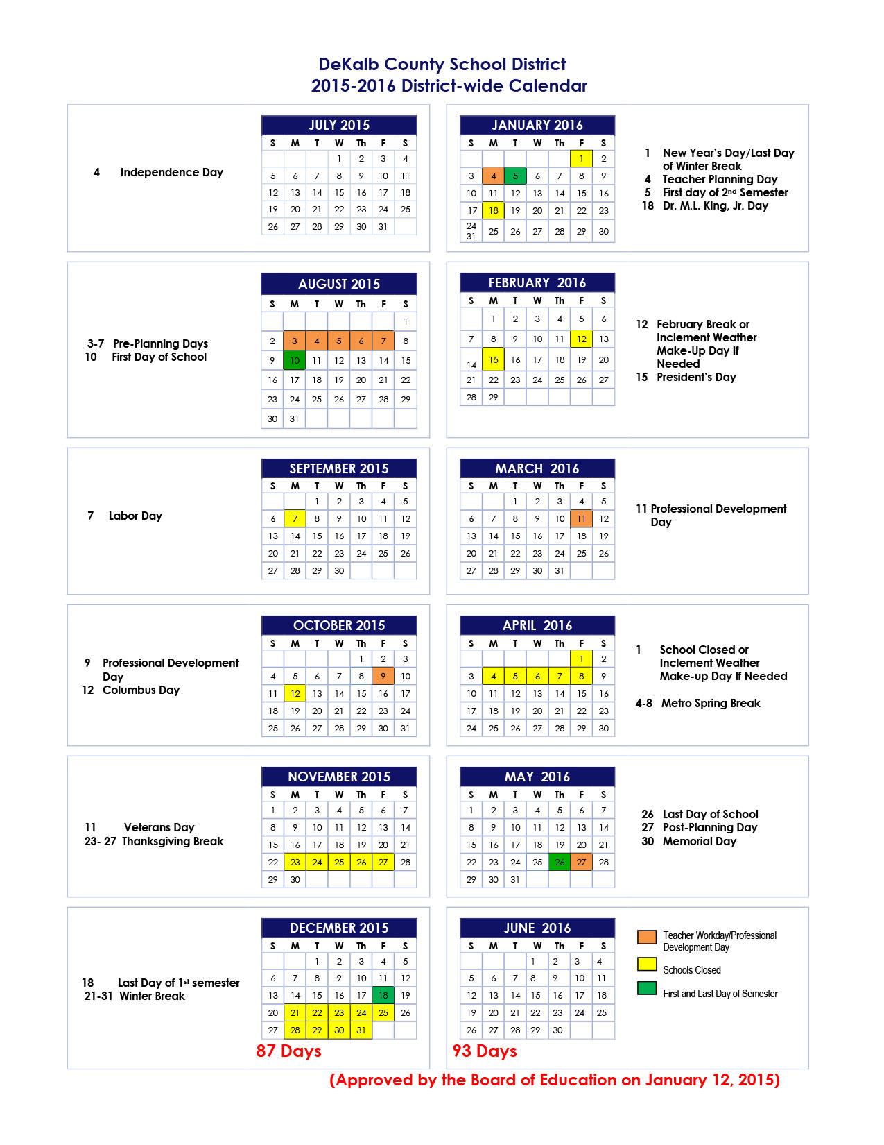 Yangah Solen: Nyc Doe Calendar regarding 2015 Doe School ...