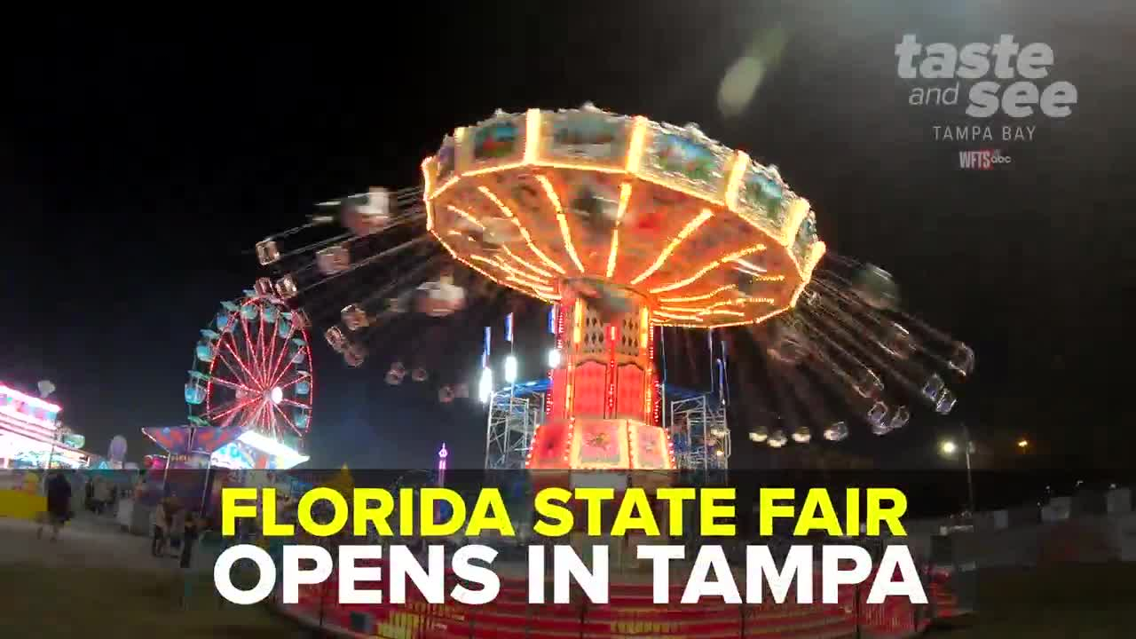 Your Go To Guide For The 2019 Florida State Fair In Schedule Of Events For Monday At Florida State Fairgrounds
