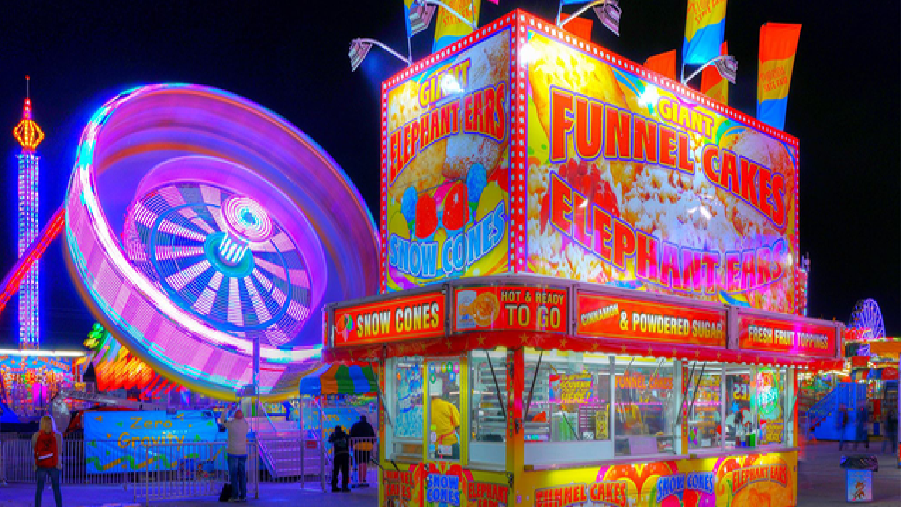 Your Go To Guide For The 2019 Florida State Fair In Tampa With Regard To Florida State Fairgrounds Events