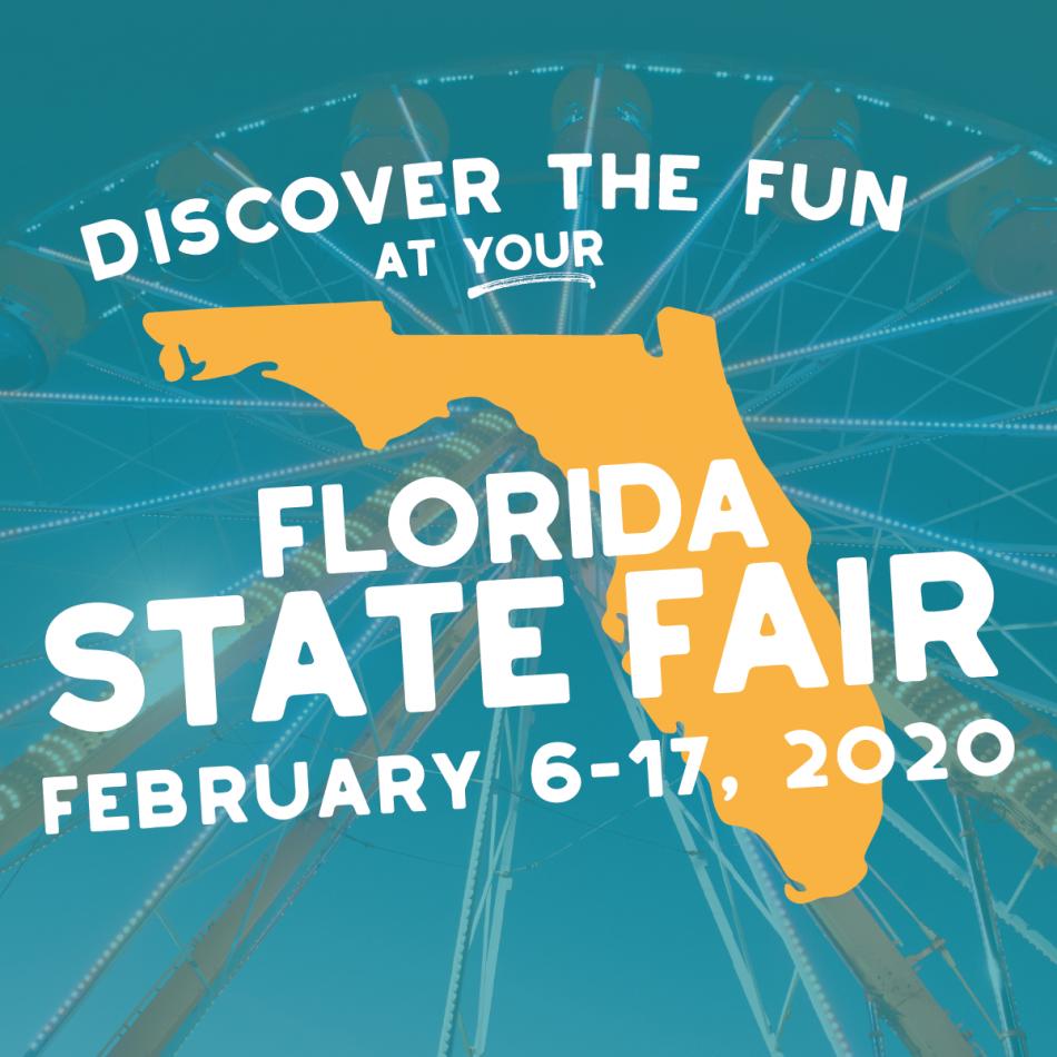 2020 Florida State Fair!, Tampa Fl - Feb 6, 2020 - 10:00 Am With Florida State Fair Events Calendar