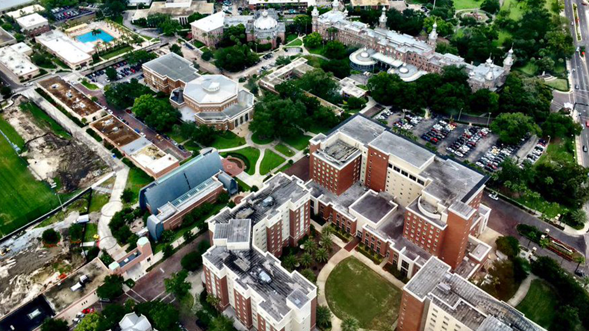6 University Of Tampa Students Test Positive For Coronavirus For Tampa University Spring Break
