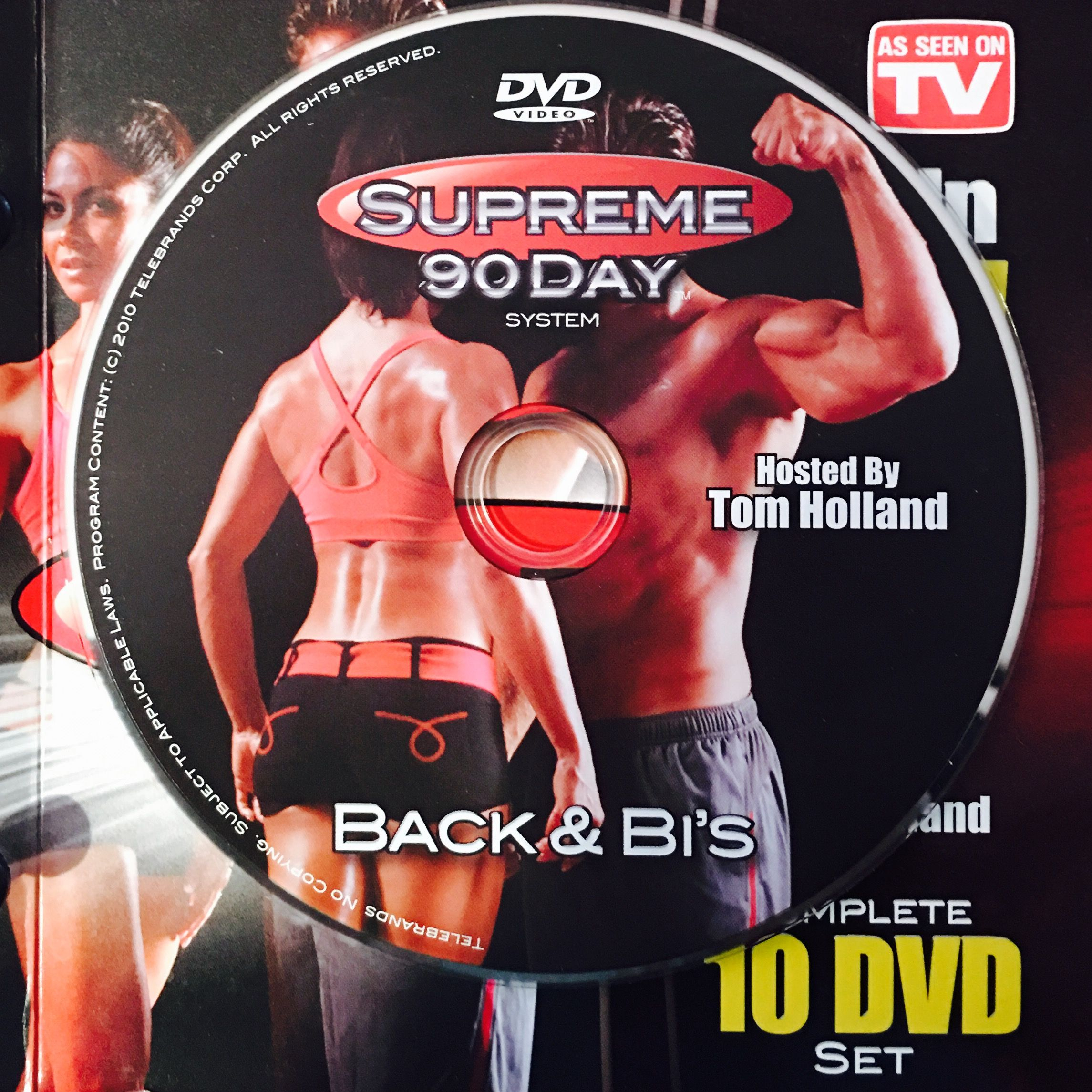 "Back & Bi's. **supreme 90Day System, ""get Ripped In 90Days Regarding 90 Day Supreme Workout Calendar"