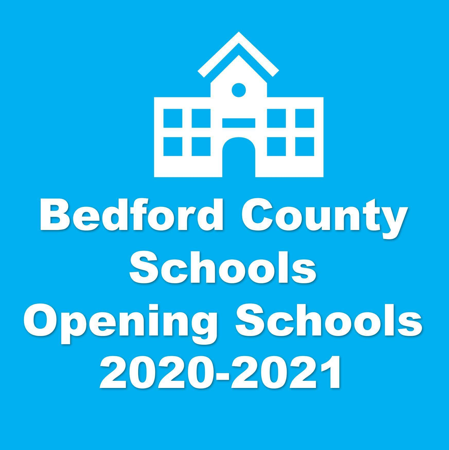 Bedford County Schools within Bedford County Tn School Calendar 2021