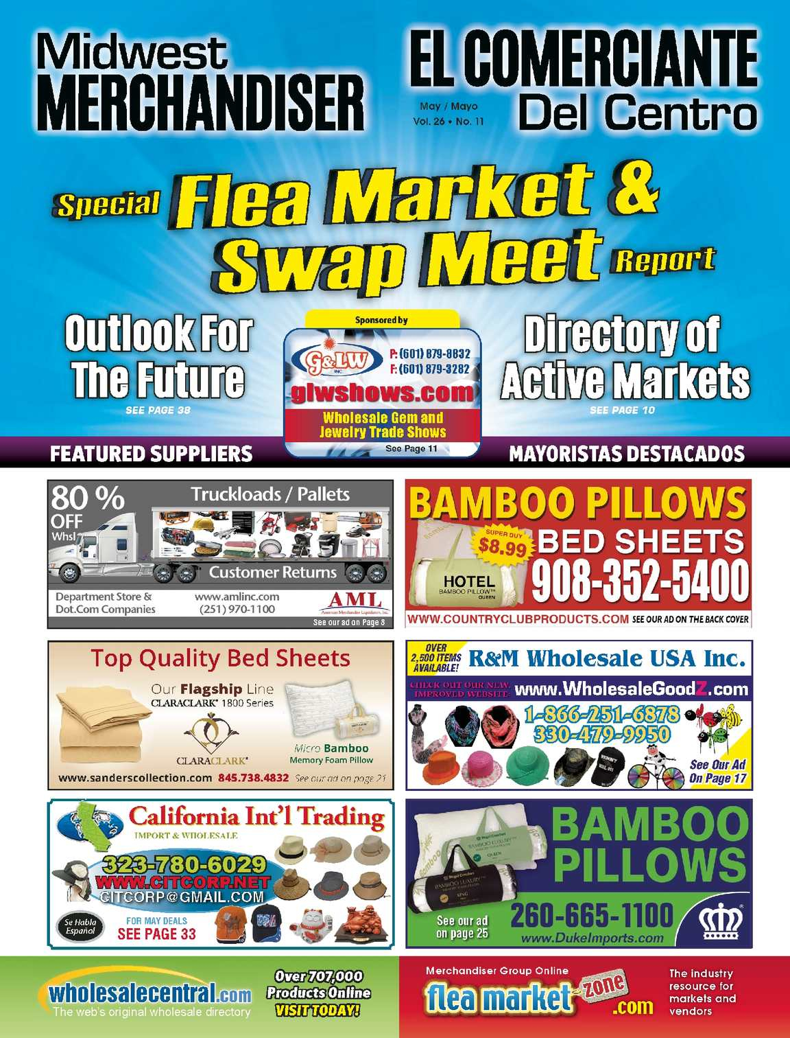 Calaméo – Midwest Merchandiser 05 15 Intended For Ripley Ms Flea Market Schedule 2021