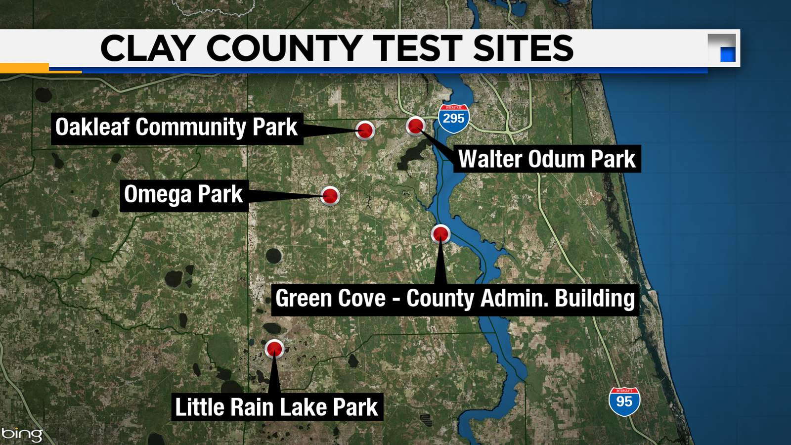 Clay County Opens 1St Community Coronavirus Testing Site with Clay County Florida Spring Break