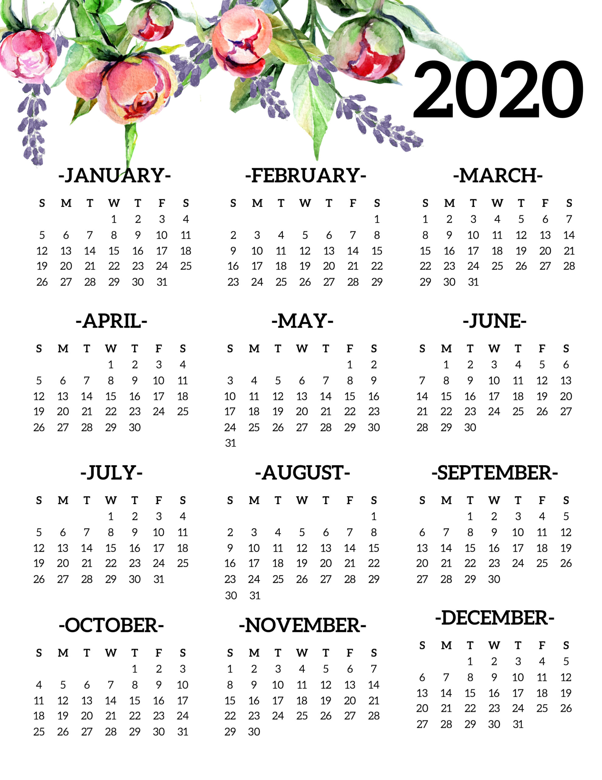 Color Your Own 2020 Calendar | Kids Out And About St. Louis Regarding Printable Family Community Events Calendar St Louis Mo