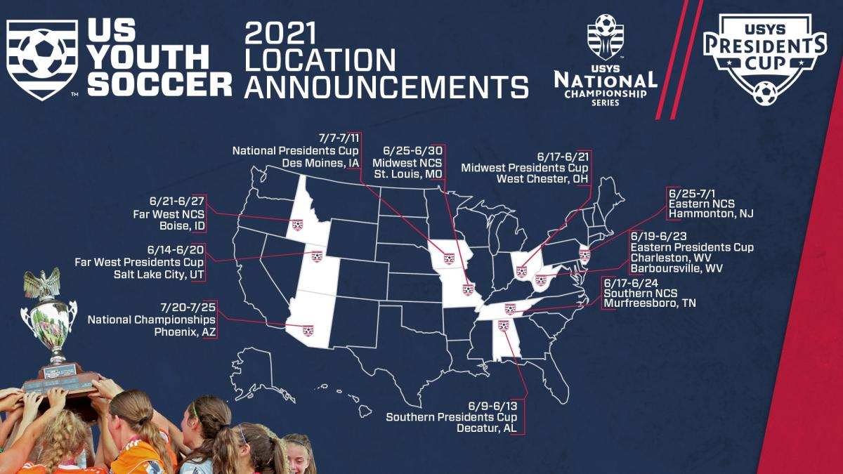 Des Moines To Host 2021 Us Youth Soccer National Presidents For Des Moines Calendar Of Events 2021