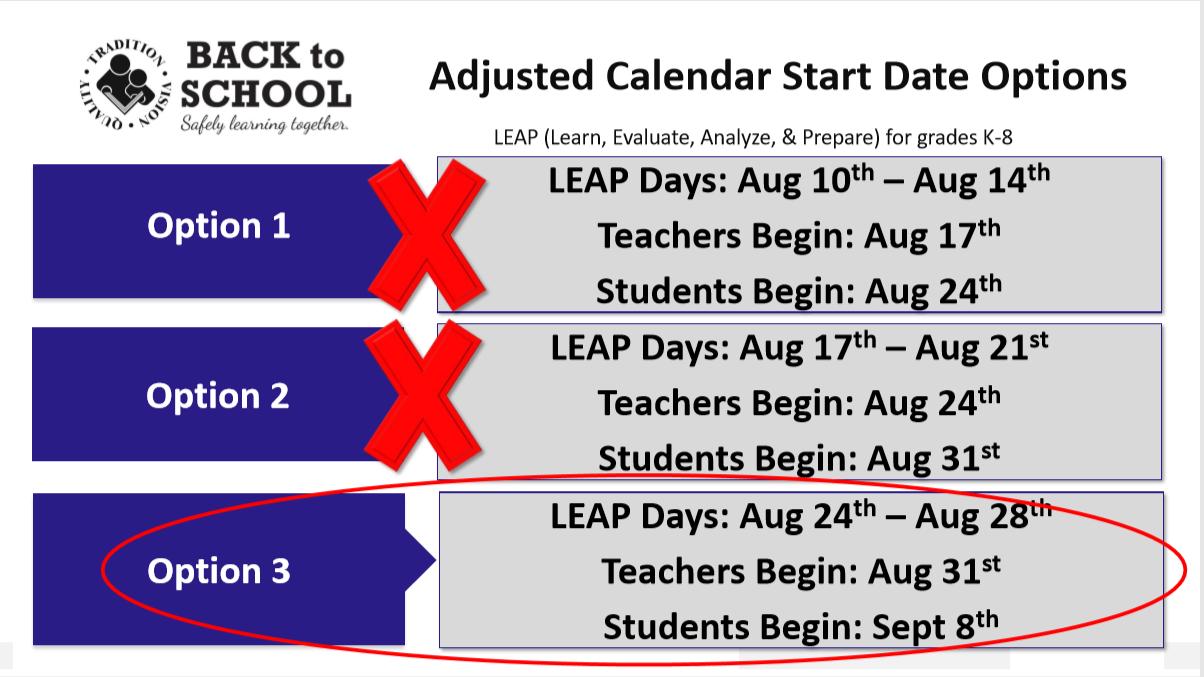 Dorchester School District 2 Board Announces Calendar Start Throughout Dorchester District 2 Calendar 2021