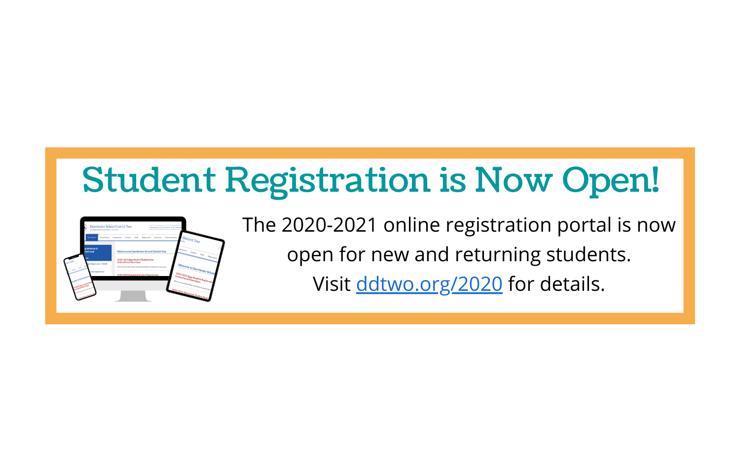 Dorchester School District Two / Homepage Intended For Dorchester District 2 Calendar 2021