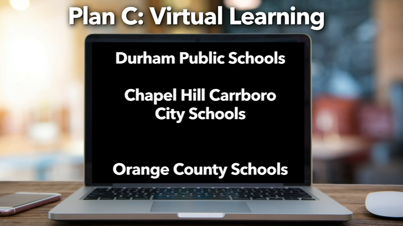 Durham, Orange Counties Chapel Hill Carrboro City Schools Go With Online  Learning Courses For Upcoming Year In Durham Traditional School Calendar