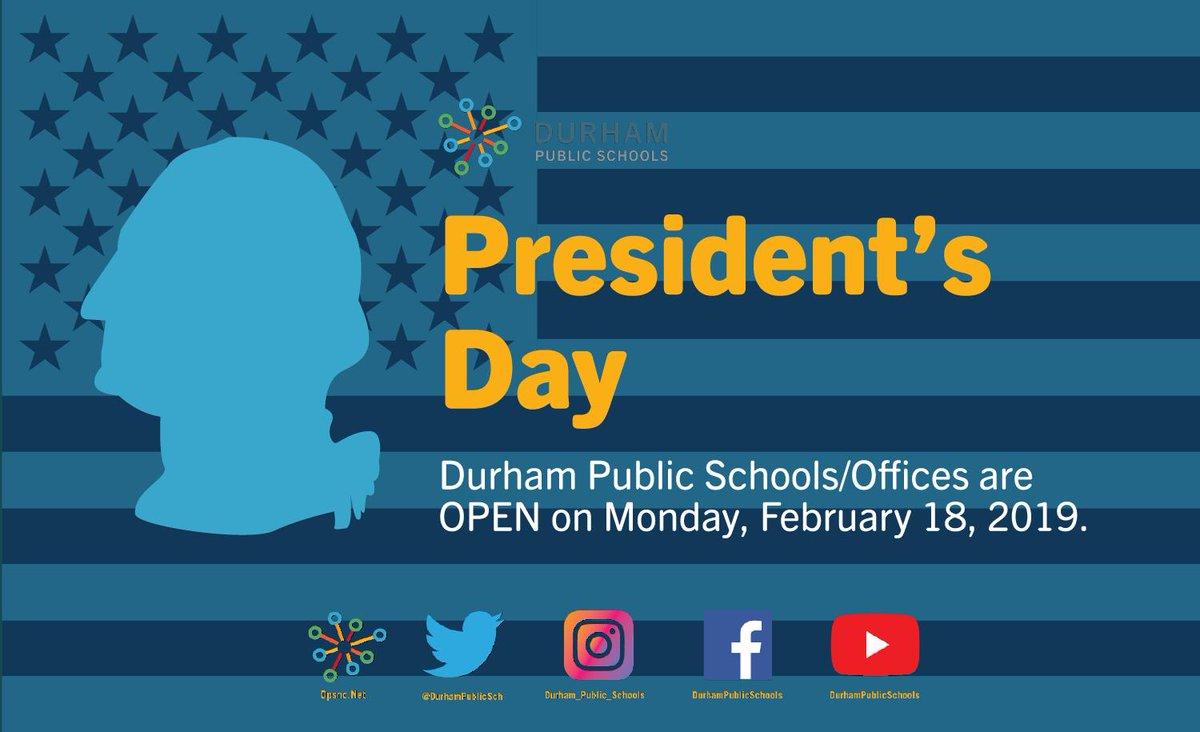 "Durham Public Schools On Twitter: ""#wearedps/offices Are Regarding Durham Traditional School Calendar"