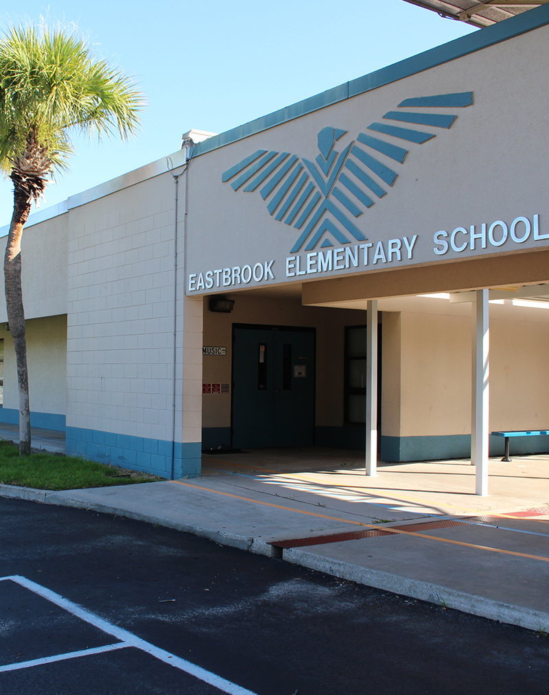 Eastbrook Elementary School Inside Orlando Florida Public School Schedule