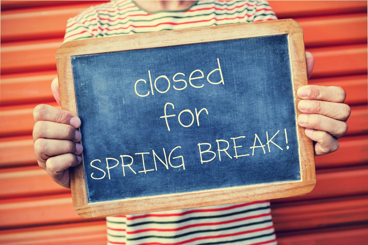 "Ems Isd On Twitter: ""all District Offices And Campuses Will Pertaining To When Is Spring Break For Eagle Mountain Saginaw Isd In Texas"