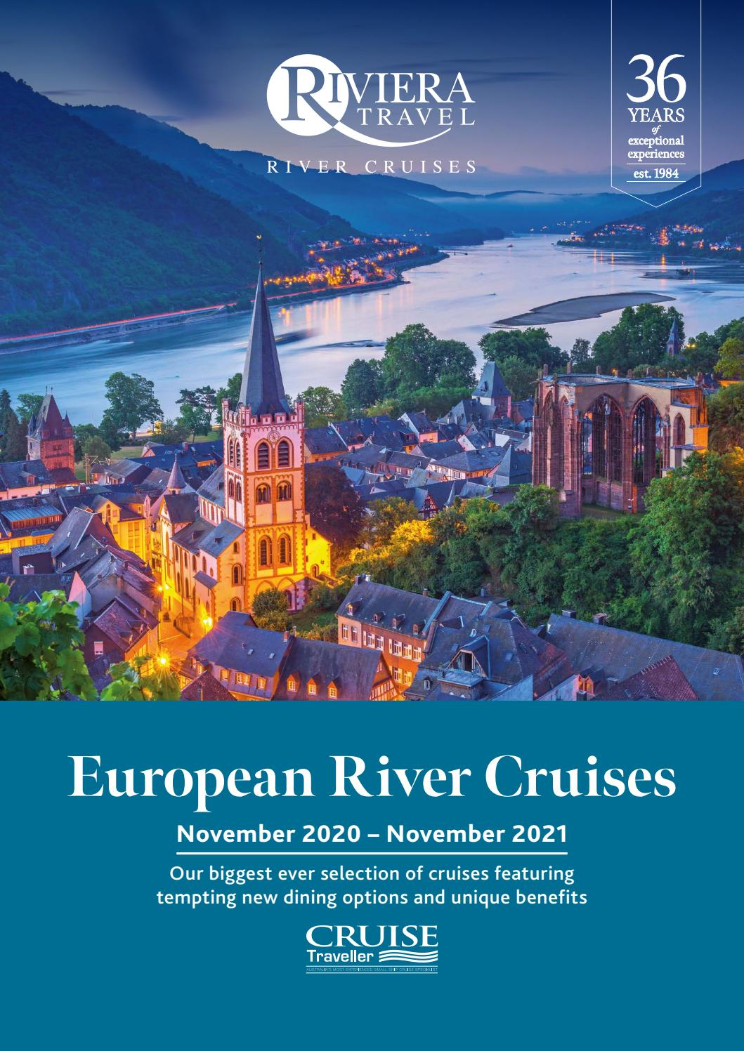European River Cruises November 2020 To November 2021 Cruise Pertaining To El Monte Union First Day Of School 2021 18 Calendar