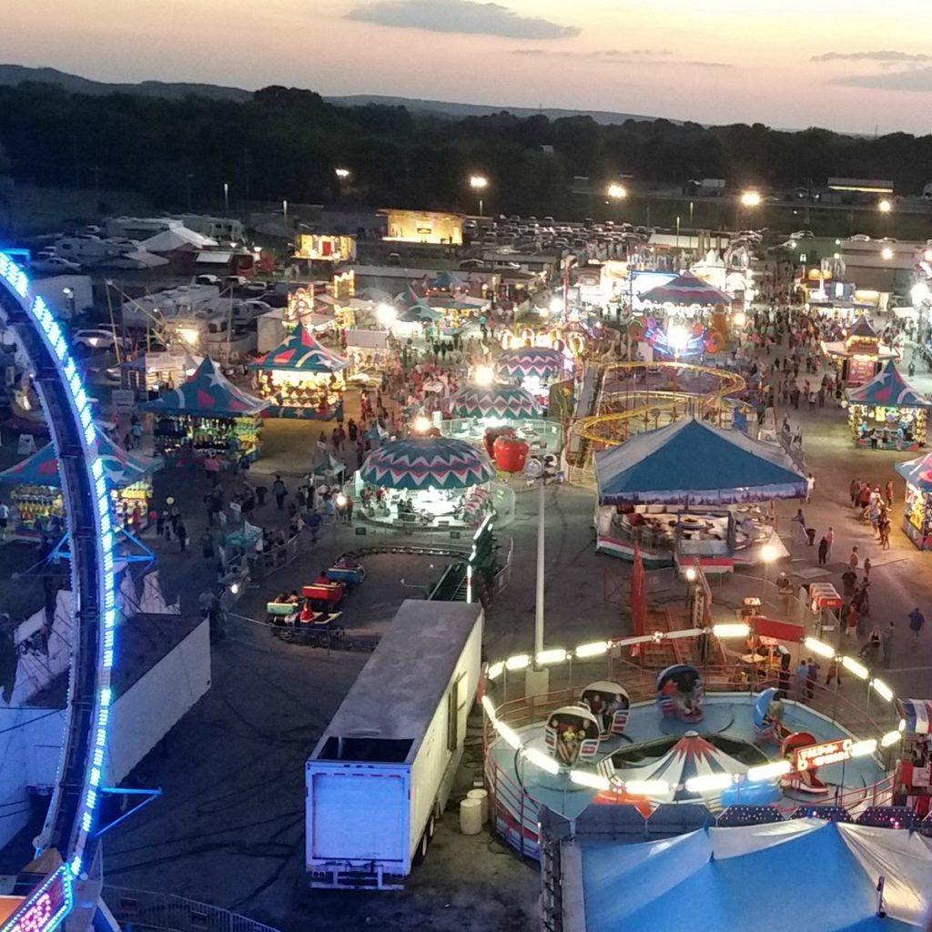 Find Your 2019 State Fair Dates Here | Taste Of Home Within Florida State Fair Events Calendar