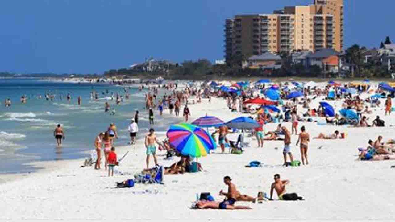 Florida College Students Test Positive For Coronavirus After With Tampa University Spring Break