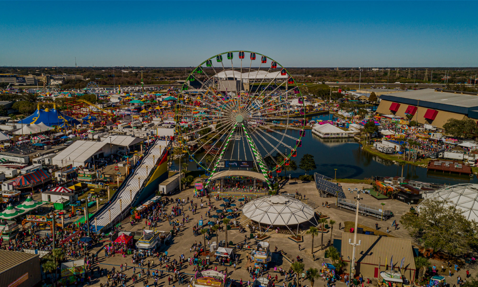Florida State Fairgrounds: Find Your Fun In The Sun! for Florida State Fair Events Calendar