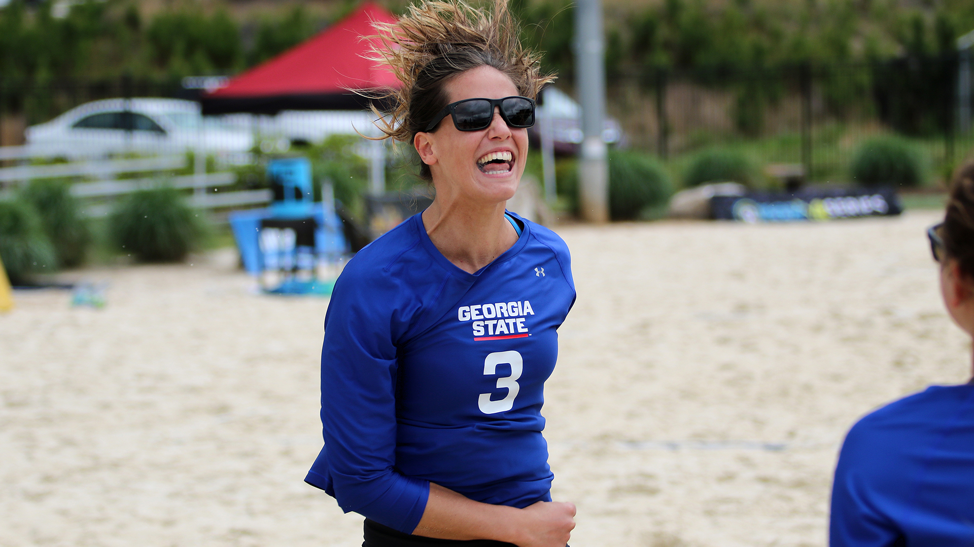Georgia Johnson - 2021 - Beach Volleyball - Georgia State throughout Georgia State University Summer 2021