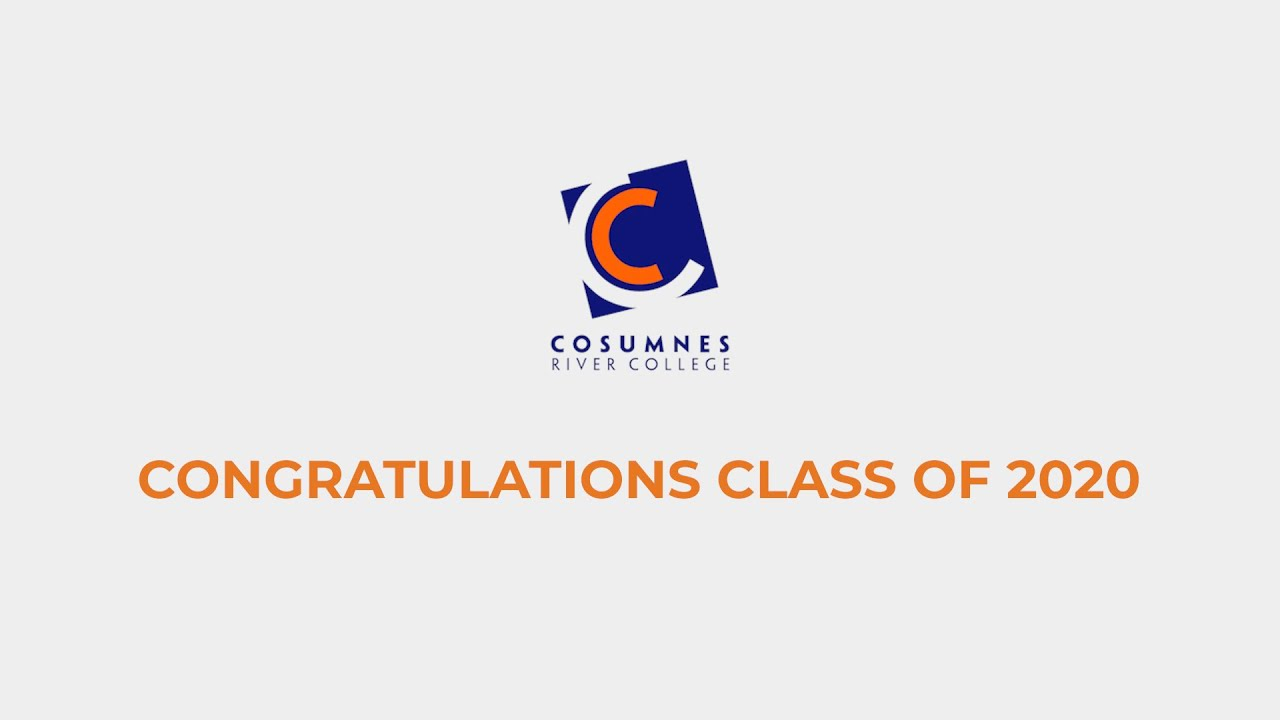 Graduation 2020 | Cosumnes River College Intended For American River College 2021 Calendar