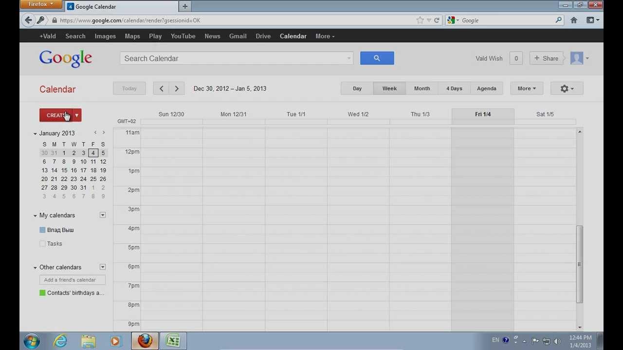 How To Export Excel To Google Calendar Pertaining To Convert Spreadsheet To Calendar
