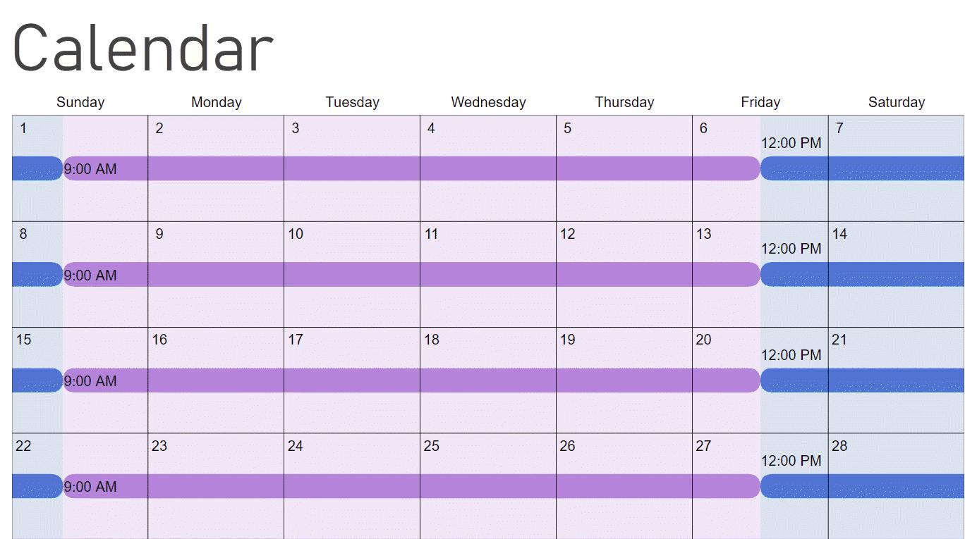 How To Make A Child Custody Calendar: Create & Print Easily Regarding Family Law Court Calender San Diego