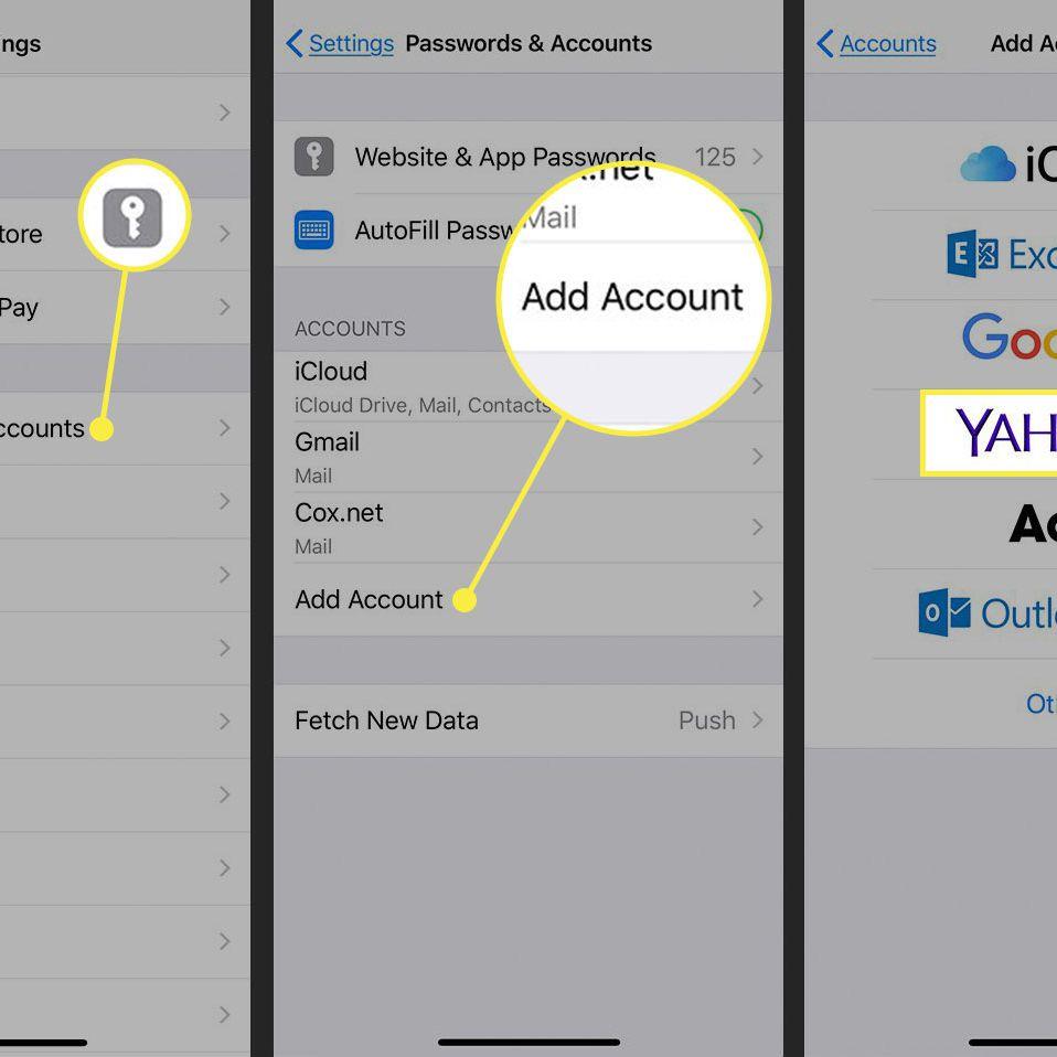 How To Sync Yahoo Calendar With Iphone Calendar Pertaining To Yahoo Calendar App Android