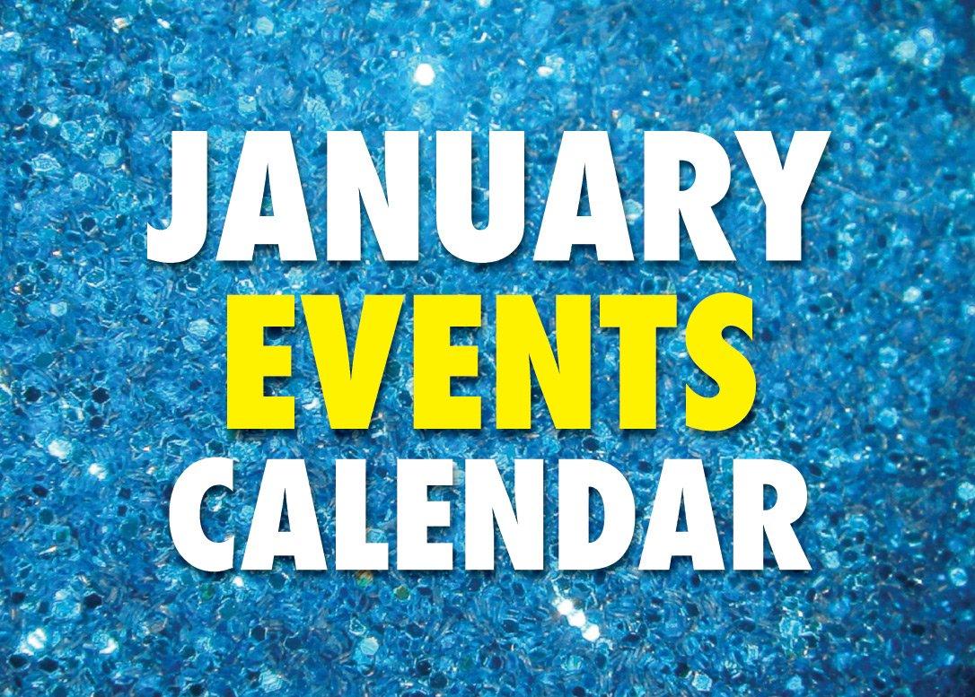 January 2020 Event Calendar Sw Florida - Happenings Magazine Pertaining To Calendar Of Events Naples Florida