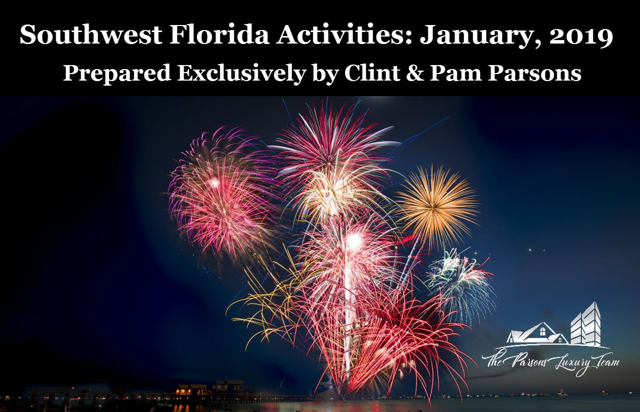 January Calendar Of Events In Southwest Florida | Florida With Regard To Calendar Of Events Naples Florida