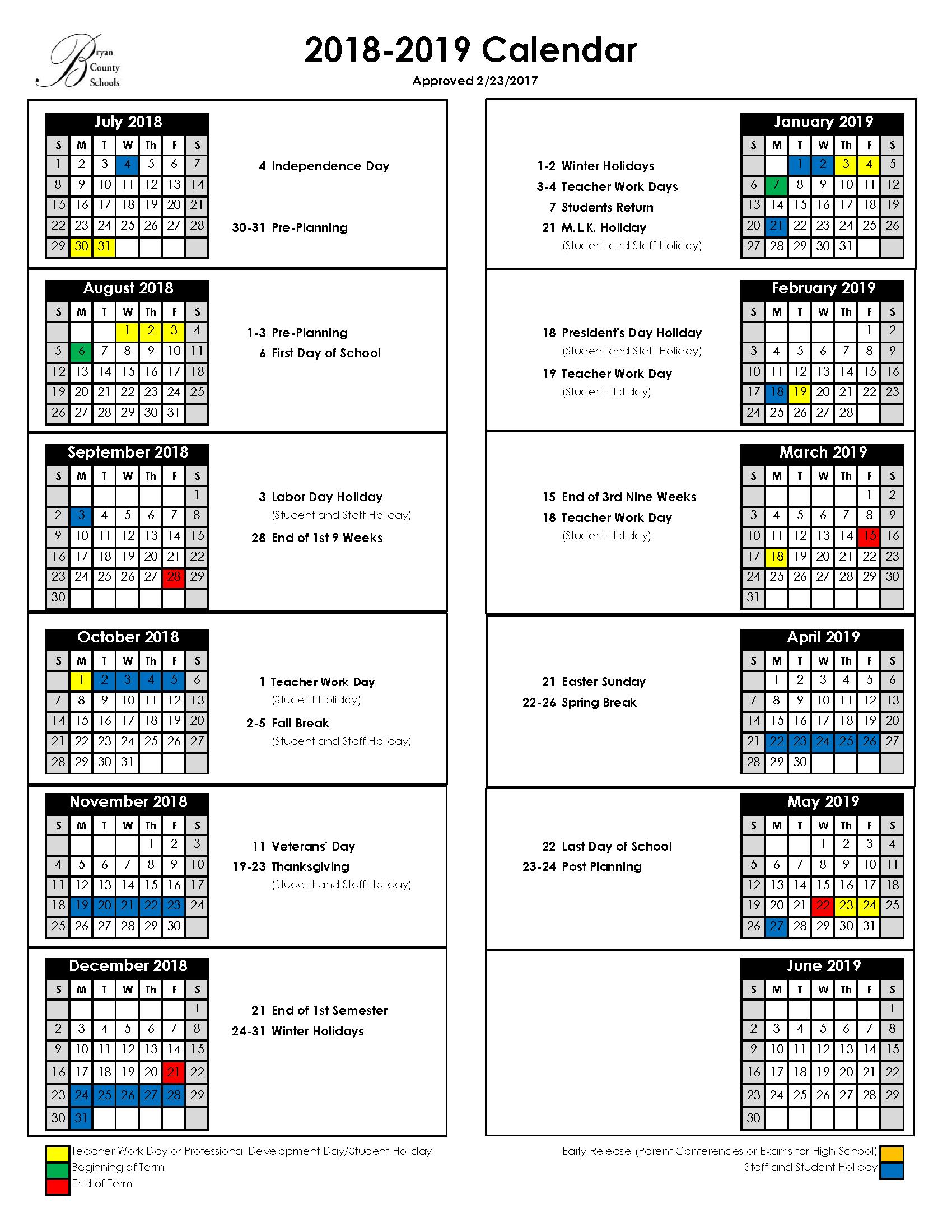 Kanawha County Schools Calendar Within Richmond Countyboard Of Education 2021 Calendar