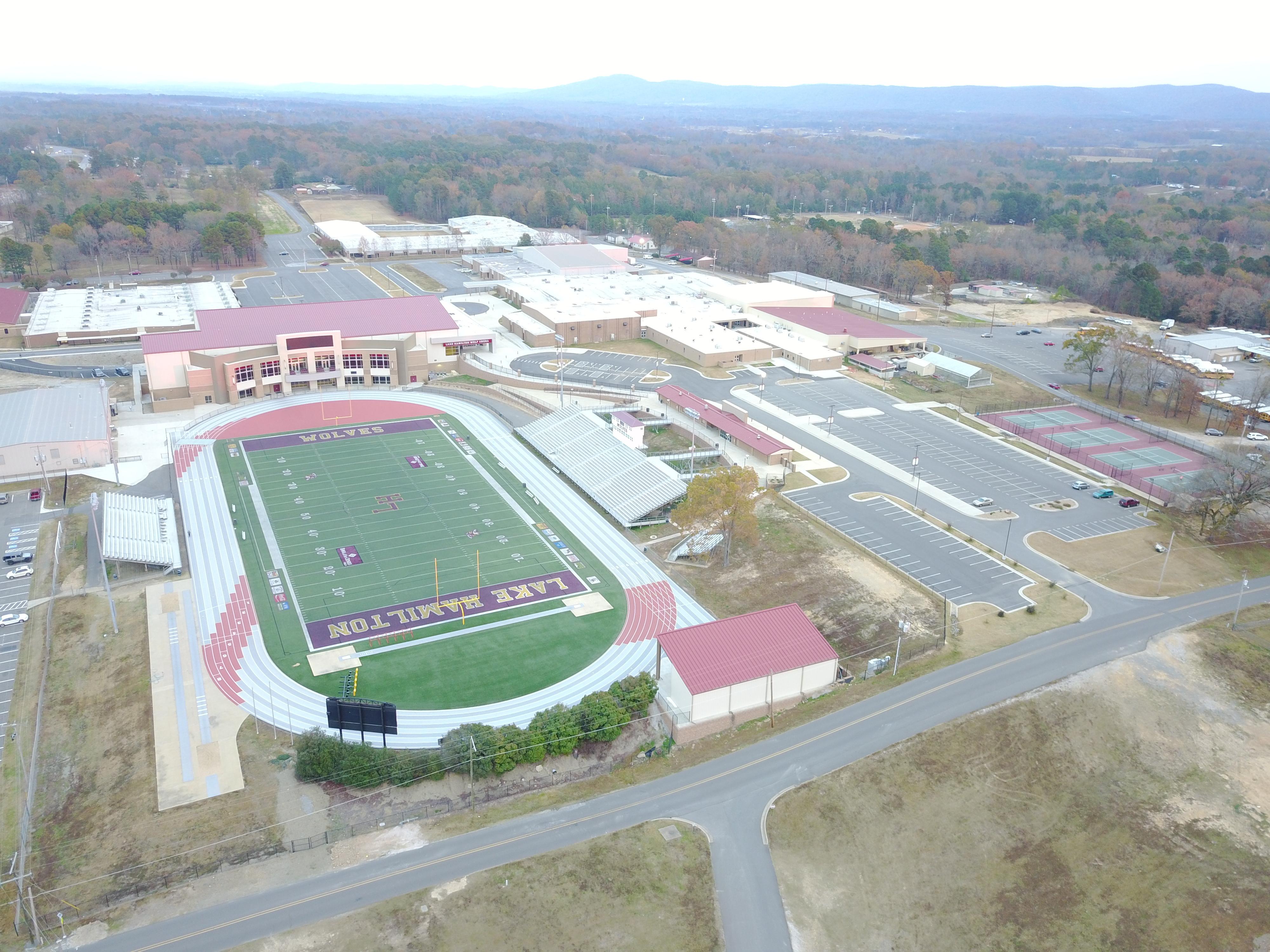 Lake Hamilton School District Throughout Lake Hamilton School District Millage
