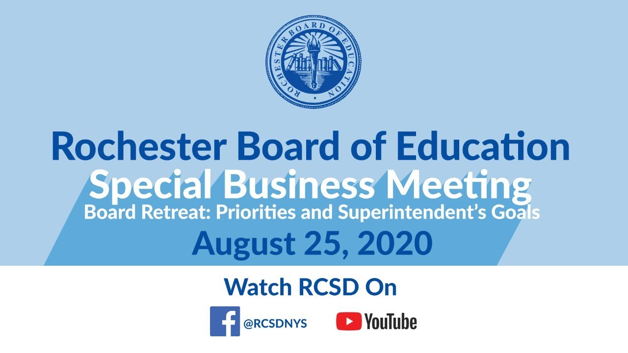 News, Media And Releases / Watch Rcsd Tv With Rochester City School District Calendar