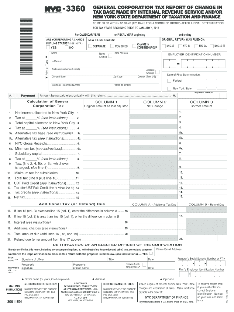 Nyc 3360 - Fill Out And Sign Printable Pdf Template | Signnow Throughout Nyc School Calendar For 2015 2020