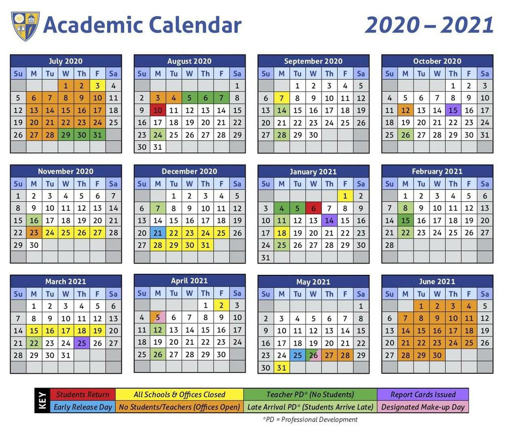 Oxford School District Approves 2020 2021 Academic Calendar For Corona School District Calendar 2021 2020